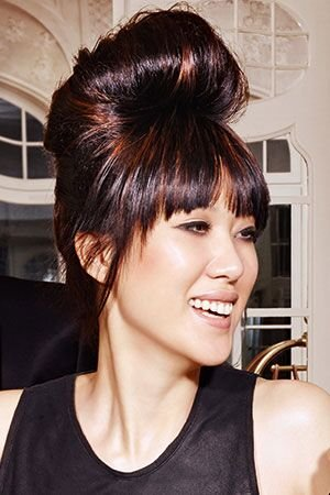 Rock and Roll Hairstyles, Upstyles, Party Hairstyles, Esente Hair Salon, Wimbledon