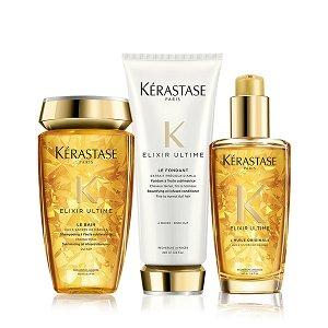 kerastase hair care products top Wimbledon hairdressers