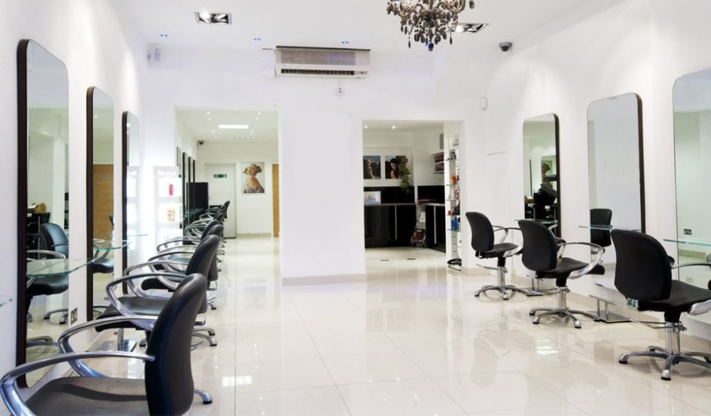 esente hairdressers in wimbledon