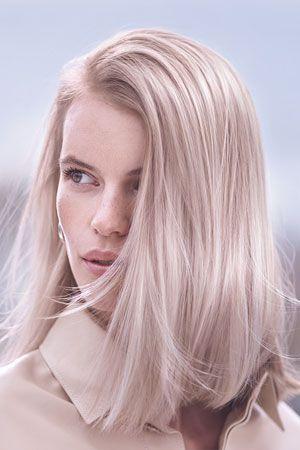 LOreal Blonde Hair, Hair Colour at Esente Hair Salon in Wimbledon