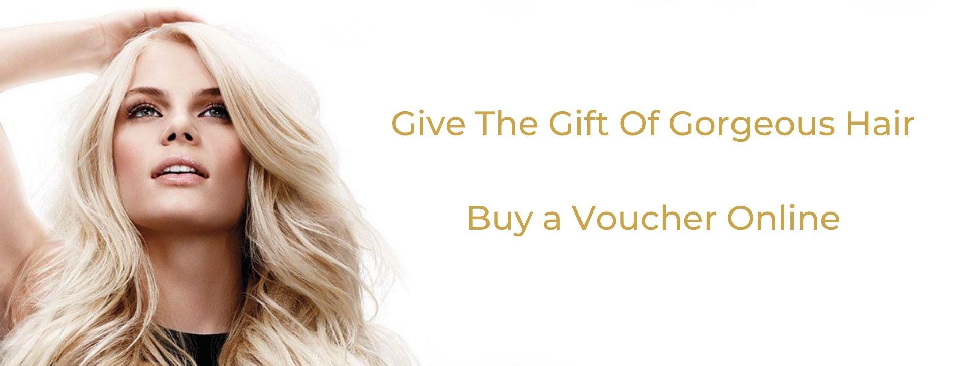 Online Gift Vouchers at Esente Hair Salon in Wimbledon