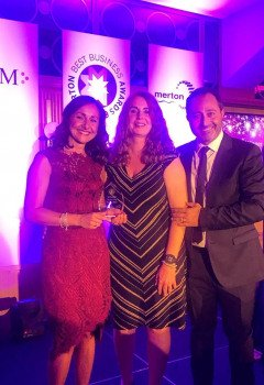 Winners-Extra-Mile-Award-for-Hair.Reborn-charity-esente-hair-salon-in-wimbledon