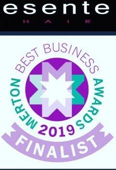 best-business-awards-winners-esente-hair-salon-in-wimbledon