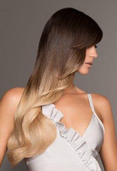 balayage and ombre hair colour, Esente Hair Salon, Wimbledon