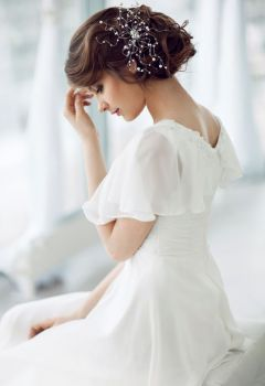 Wedding Hairstyles for Brides in Wimbledon at Esente Hair Salon, Wimbledon